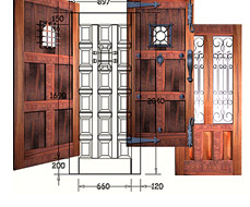 Door Manufacturings